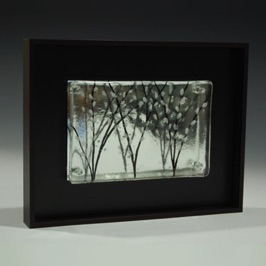 "Pussy Willow 9"" x 7"""